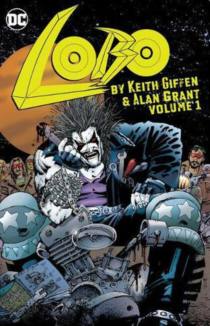DC COMICS - Lobo by Keith Giffen and Alan Grant Volume 1