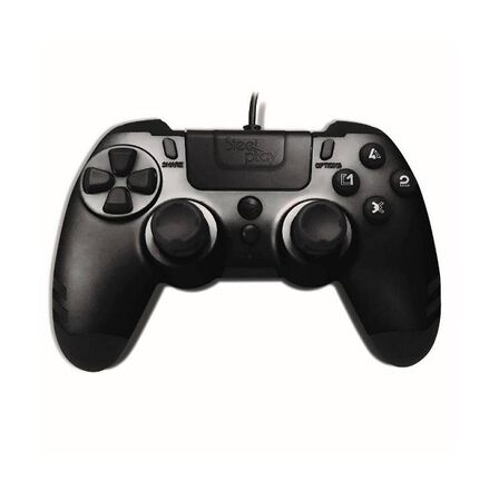 STEELPLAY - Steelplay Metaltech Wired Controller Black for PS4
