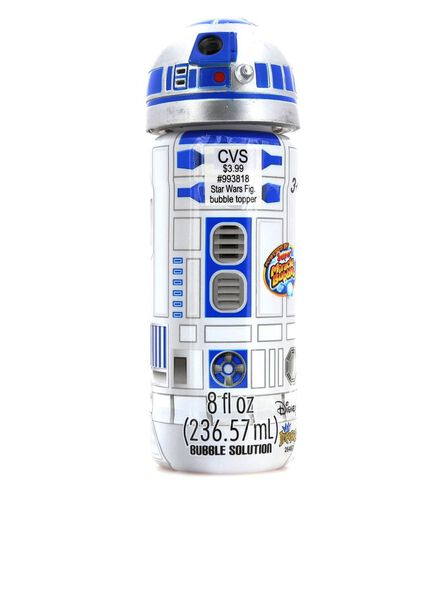 IMPERIAL TOYS - Imperial Toys R2D2 Bubble Topper White