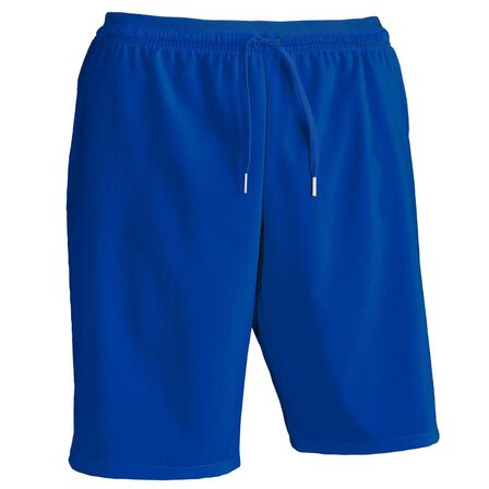 KIPSTA - Large  F500 Adult Football Shorts, Bright Indigo