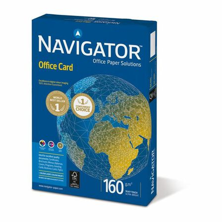 NAVIGATOR - Navigator A4 160Gsm 250Sheets