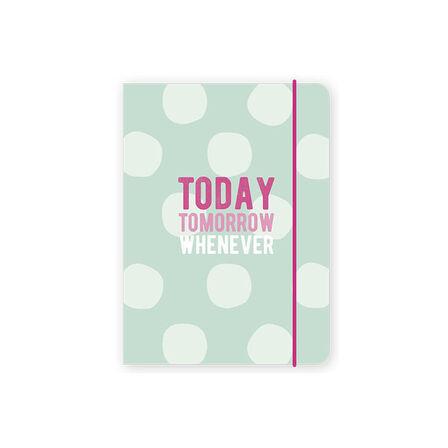 GO STATIONERY - Go Stationery Today Tomorrow Whenever Kraft Typo 2018-2019 Diary