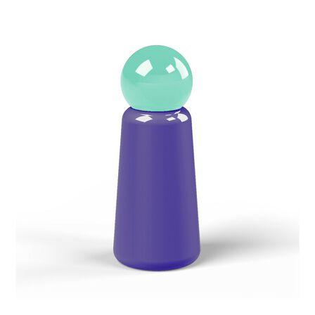 LUND LONDON - Lund London Skittle Bottle Mini Indigo & Turquoise 300ML
