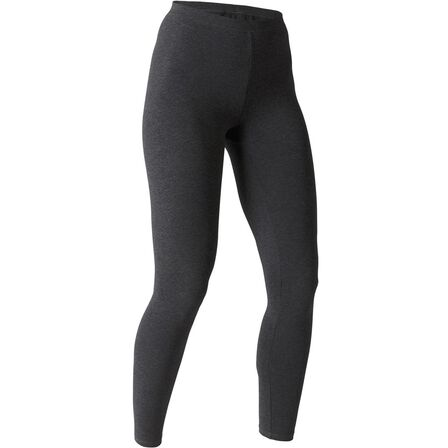 NYAMBA - W26 L30  Cotton Fitness Leggings Salto, Grey