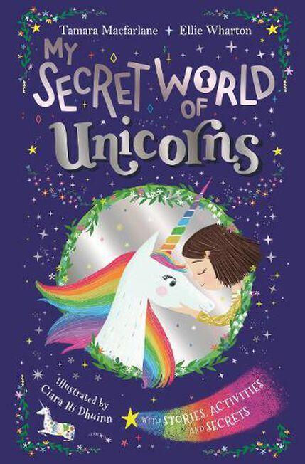 PENGUIN BOOKS UK - My Secret World of Unicorns
