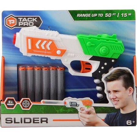 TACK PRO - Tack Pro Slider With 6 Darts