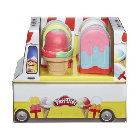 PLAY-DOH - Play-Doh Ice Pop N Cones Assorted