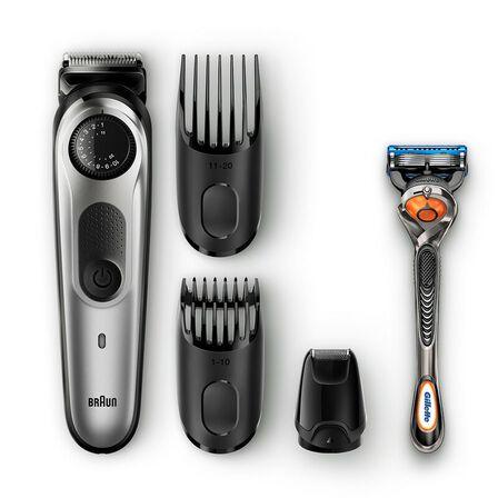 BRAUN - Braun BT5265 Rechargeable Beard Trimmer & Hair Trimmer