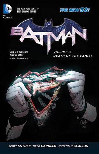 RANDOM HOUSE USA - Batman Tp Death Of The Family