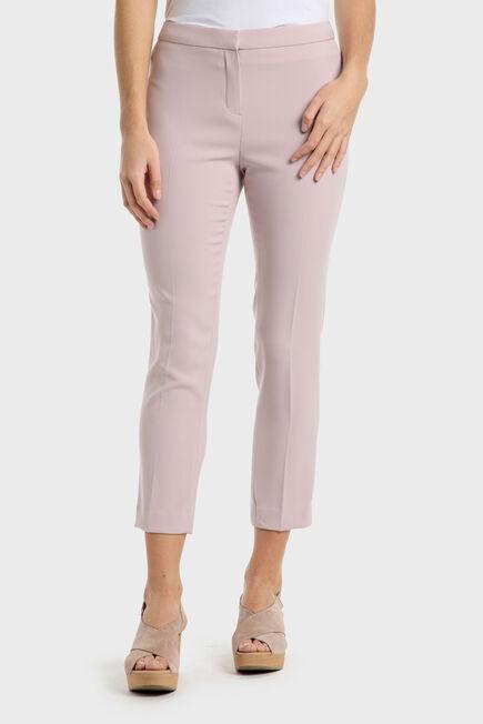 Punt Roma - Long crepe trousers