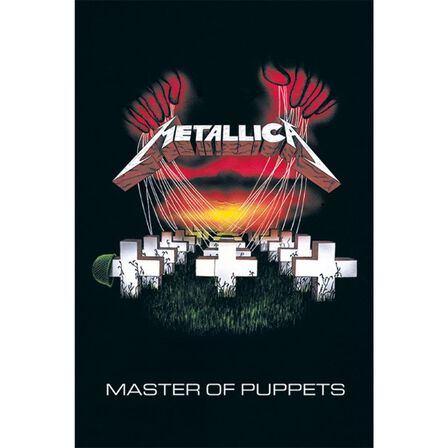 PYRAMID POSTERS - Metallica Master of Puppets Poster [61 x 91.5 cm]