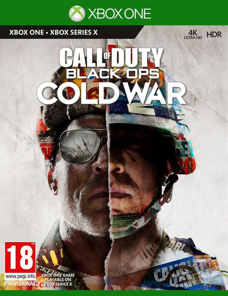 ACTIVISION - Call of Duty Black Ops Cold War - Xbox One