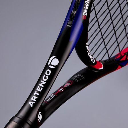 ARTENGO - Kids' tennis racket tr900 26 - black/pink