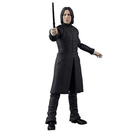 BANDAI TAMASHII NATION - S.H.Figuarts Severus Snape Harry Potter Series 1/12 Scale