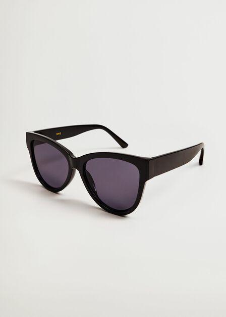 Mango - black Acetate frame sunglasses, Women