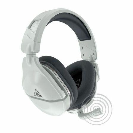 TURTLE BEACH - Turtle Beach Ear Force Stealth 600P Gen2 White Wireless Gaming Headset