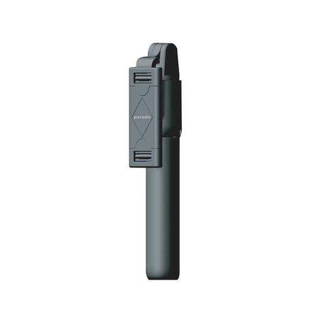 PORODO - Porodo Bluetooth Selfie Stick Black