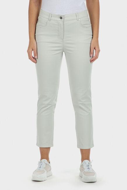 Punt Roma - Cotton capri trousers