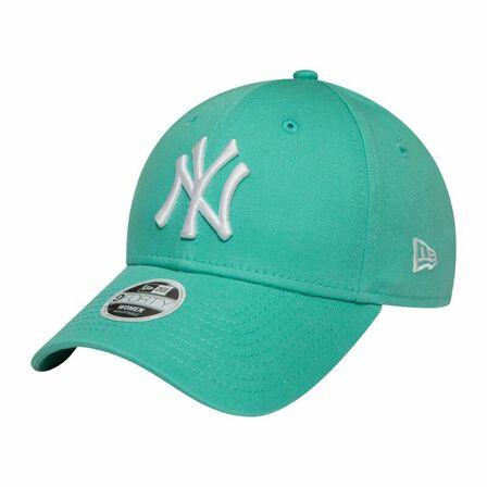 NEW ERA - New Era League Essential NY Yankees Women's Cap Turquoise