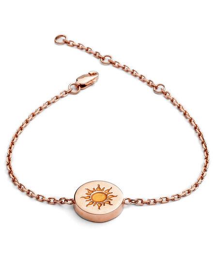 CHAVIN - Chavin Rose Gold Sun Bracelet