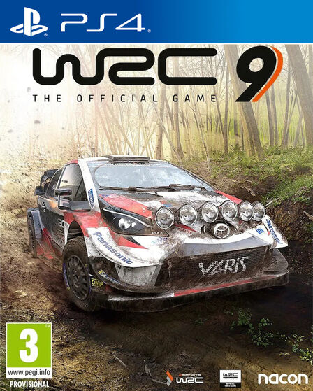 NACON - WRC 9 - PS4 [Pre-owned]
