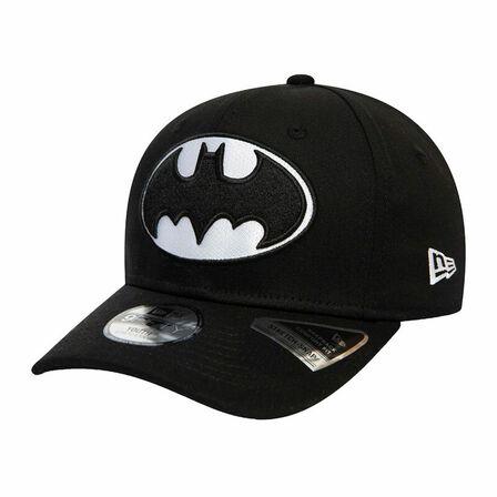 NEW ERA - New Era Superhero Batman Cap Youth Boys Cap Black