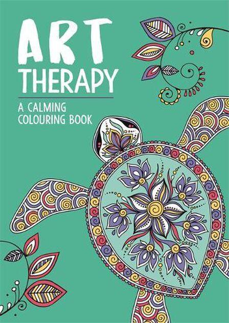 MICHAEL O'MARA - Art Therapy A Calming Colouring Book