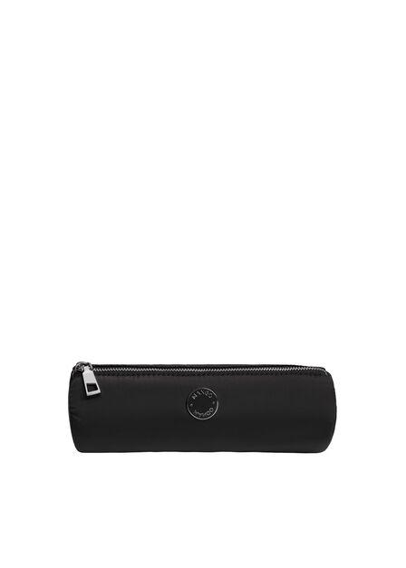 Mango - black Logo zipped pencil case