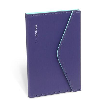 KNOCK KNOCK - Knock Knock Pocketbook Evil Schemes Notebook