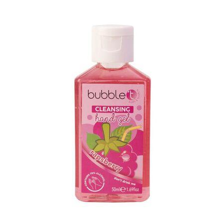 BUBBLE T - Fruitea Raspberry Hand Cleansing Gel 50 ml