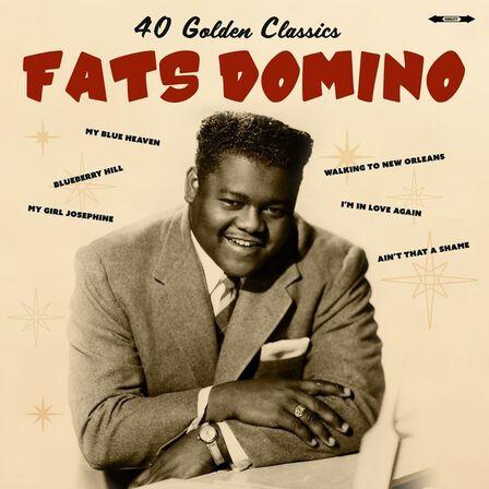 BELLEVUE PUBLISHING & ENTERTAINMENT - 40 Golden Classics (2 Discs) | Fats Domino