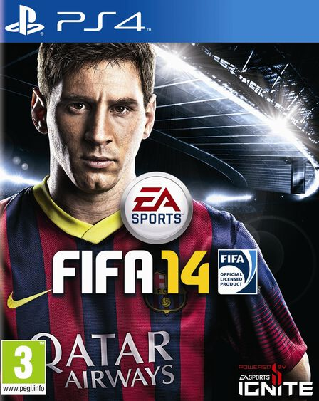 ELECTRONIC ARTS - FIFA 14 [Pre-owned]