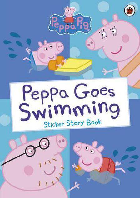 PENGUIN BOOKS UK - Peppa Goes Swimming