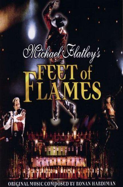 MEGASTAR - Feet of Flames | Michael Flatley