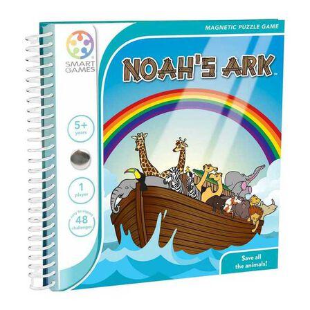 SMART GAMES - Smartgames Magnatic Travel Noah's Ark
