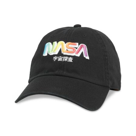 AMERICAN NEEDLE - American Needle Prism Slouch Cap Black