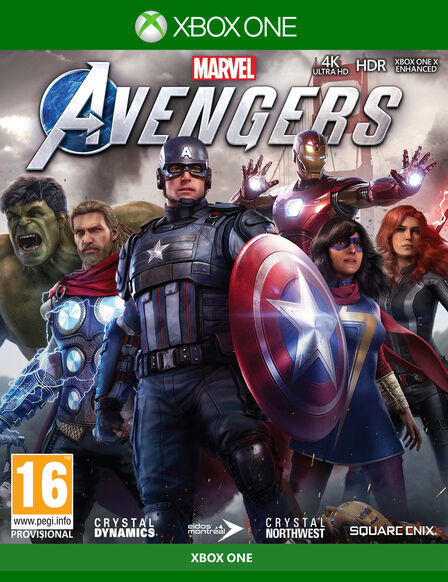SQUARE ENIX - Marvel Avengers - Xbox One