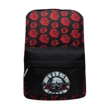 ROCKSAX - Guns N Roses Red Roses Classic Backpack