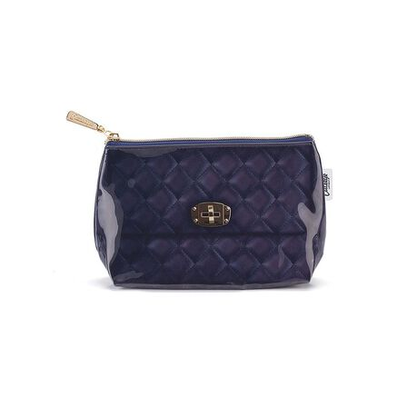CAT'S EYE - Cats Eye Navy Quilted Small Bag