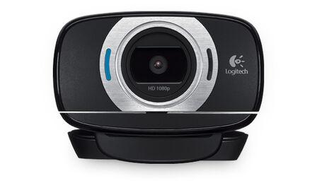 LOGITECH - Logitech C615 HD Webcam 1080P