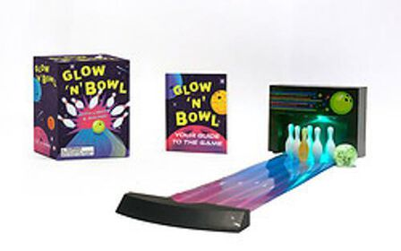 RUNNING PRESS - Glow 'N' Bowl With Lights And Sound!