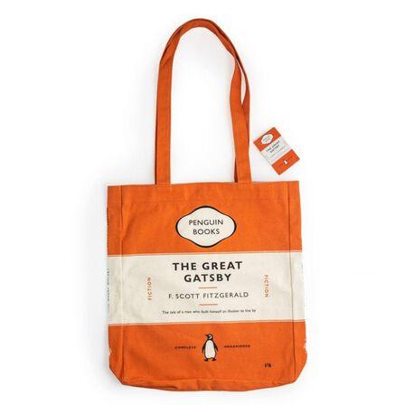 PENGUIN BOOKS UK - Book Bag the Great Gatsby