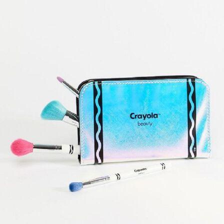CRAYOLA - Crayola Beauty 4 Brush Set