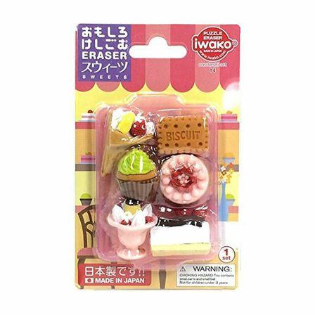 IWAKO - Iwako Sweets Eraser