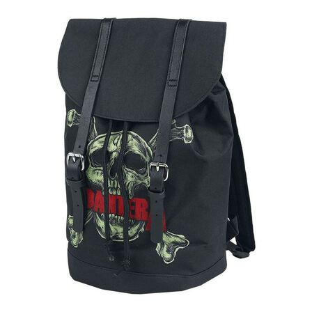 ROCKSAX - Pantera Skull N Bones Heritage Bag
