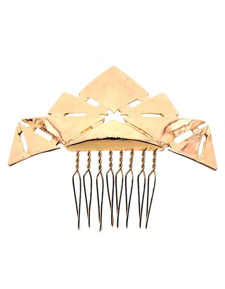 KITSCH - Kitsch Crown Gold Bun Pin