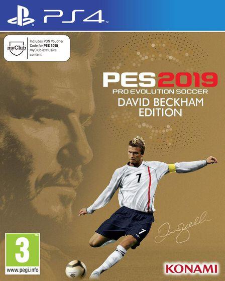 KONAMI - PES 2019 Pro Evolution Soccer [Pre-owned]