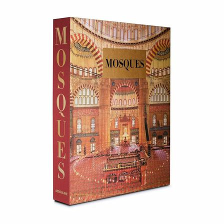 ASSOULINE UK - Mosques - The 100 Most Iconic Islamic Houses Of Worship (The Impossible Collection)