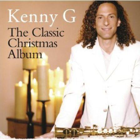 ARISTA - Classic Christmas Album   Kenny G