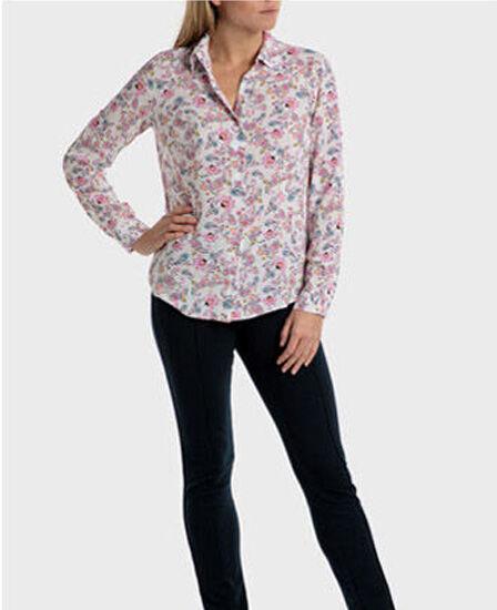 Punt Roma - Cashmere Print Shirt
